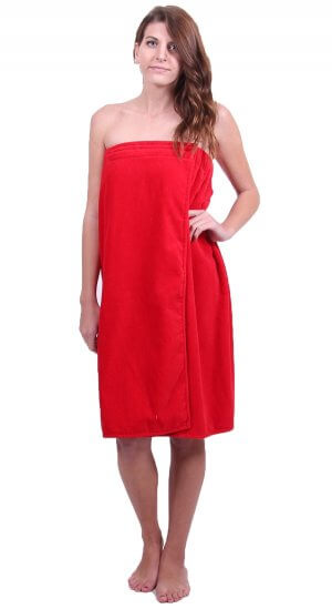 towel_bazaar-adult_velour_wrap-solid-red