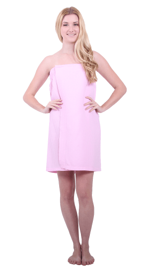 robe_vendor-womens-waffle-body-wrap-pink